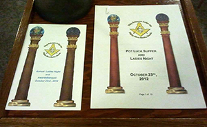 Awards Banquet 2012