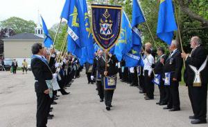 275th Annapolis Royal Parade 2013