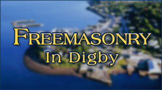 Freemasonry In Digby