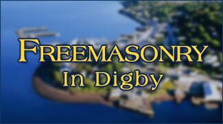 Freemasonry In Digby