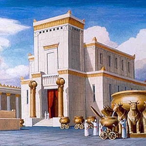 King Solomon Temple