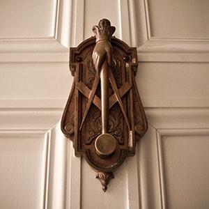 Masonic Knocker